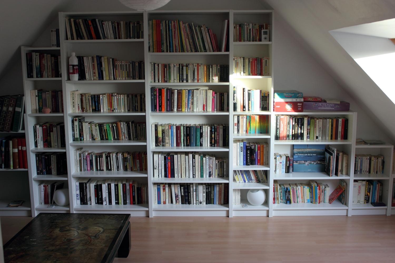 Bibliotheque Escalier Ikea Maison Design